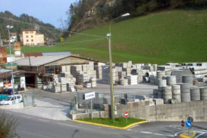 Manufatti in cemento bergamo