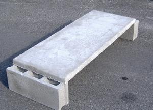 Piastre in cemento